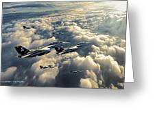 Callsign Victory Greeting Card