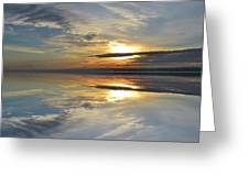 Calm Morning Two  Greeting Card