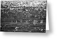 Calm Water Greeting Card