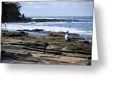 Caloundra Coast. #1 Greeting Card