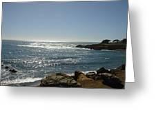 Cambria Coast Greeting Card