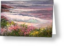 Cambria Spring Greeting Card