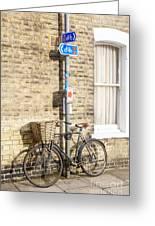 Cambridge Bikes 5 Greeting Card