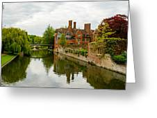 Cambridge Serenity Greeting Card