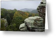 Camel Rock Greeting Card