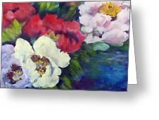 Camellias Greeting Card