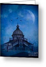 Camera Obscura - Eastbourne Pier Greeting Card