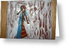 Camille - Tile Greeting Card