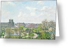 Camille Pissarro Greeting Card
