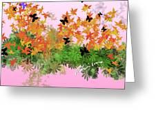 Camo Nature Range Greeting Card