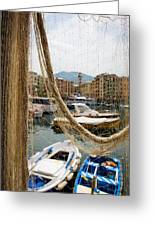 Camogli 1 Greeting Card