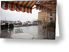 Camogli 2 Greeting Card