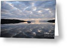 Campbeltown Dawn Greeting Card