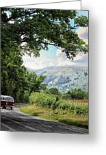 Camper Travels Greeting Card