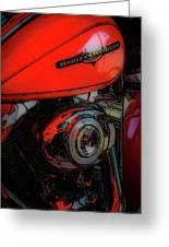 Can You Feel The Rumble 4420 G_2 Greeting Card