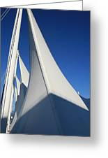 Canada Place Vancouver Greeting Card