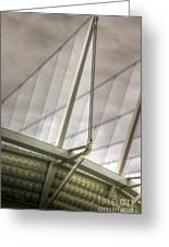 Canada Place Wings  Greeting Card