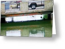 Canal 4-3 Greeting Card