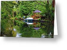 Canal Living Greeting Card