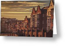 Canalside Living Greeting Card