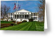 Canandaigua Yacht Club Greeting Card
