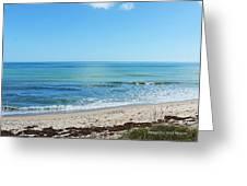 Canaveral National Seashore Greeting Card