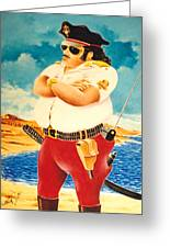 Cancun Beach Patrol Greeting Card