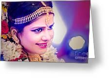 Candid Wedding Photography Pronojit Click Greeting Card