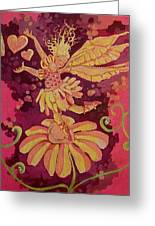 Candy 3 Greeting Card by Jackie Rock