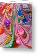 Candy Melt Greeting Card