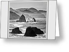Cannon Beach 1 Greeting Card