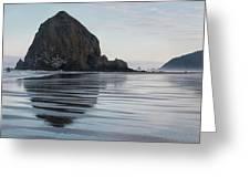 Cannon Beach 6211 Greeting Card