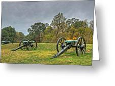 Cannons I Greeting Card