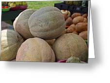 Cantaloupe I Greeting Card