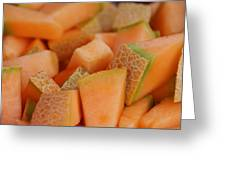 Cantaloupe II Greeting Card