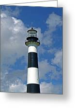 Canveral Light Florida Greeting Card