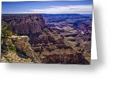 Canyon #2 Greeting Card