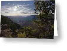 Canyon Afternoon Greeting Card