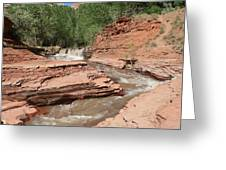 Canyon De Chelly 114 Greeting Card