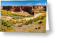 Canyon De Chelly Arizona Greeting Card
