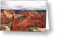 Canyon De Claire - New Mexico Greeting Card