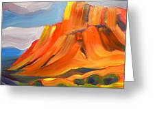 Canyon Dreams 12 Greeting Card
