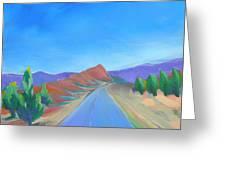 Canyon Dreams 13 Greeting Card