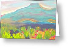 Canyon Dreams 19 Padernal Greeting Card