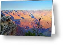 Canyon Grandeur  Greeting Card