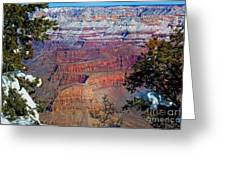 Canyon Mystique Greeting Card