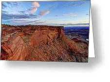 Canyonlands Delight Greeting Card