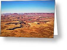 Canyonlands National Park Greeting Card