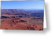 Canyonlands National Park No. 1 Greeting Card