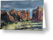 Canyonlands Utah Greeting Card